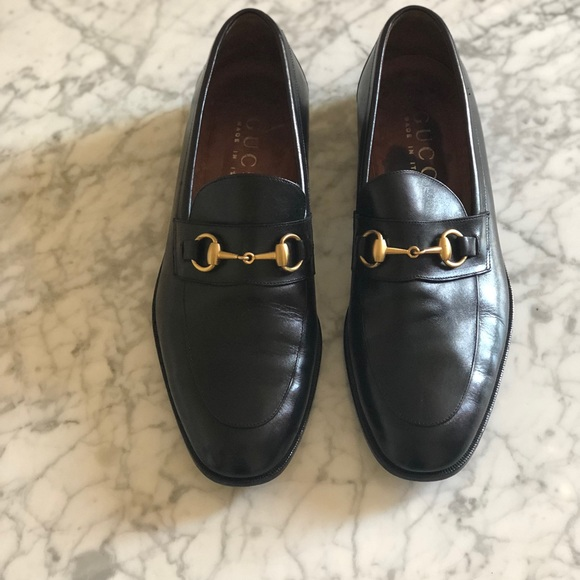 b2d49813662 Gucci Other - Gucci horse-bit loafer men